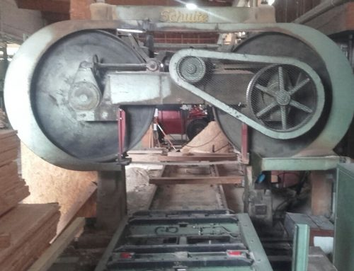SCHULTE band saw