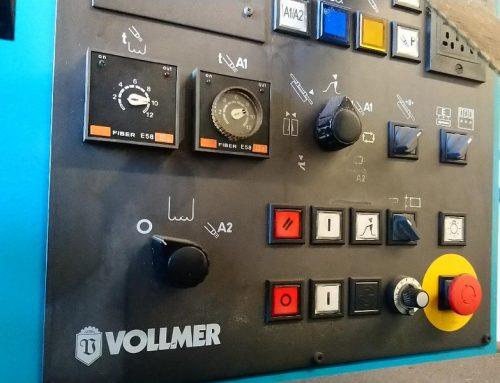 VOLLMER plasma welding machine